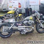 2003 Drachten 3 - Explosion Dragracing