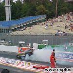 2001 Hockenheim - Explosion Dragracing